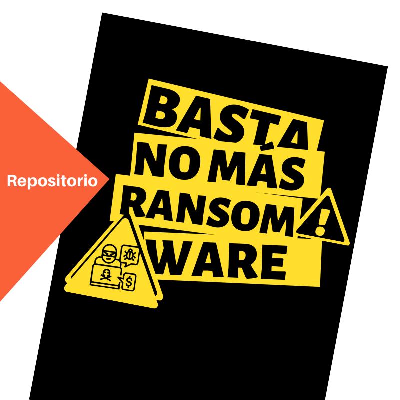 Basta no más Ransomware
