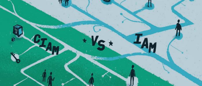 CIAM vs IAM Cuál es la diferencia