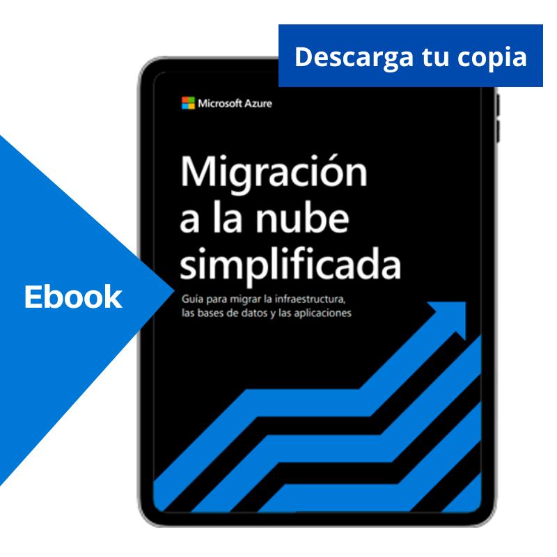 Ebook Migración a la nube simplificada