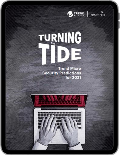 Informe Turning the Tide: Predicciones de seguridad 2021