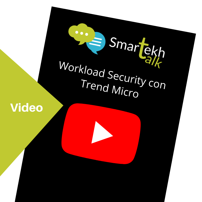 Workload Security con Trend Micro