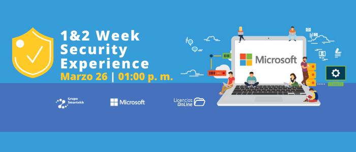 Microsoft, Grupo Smartekh y Licencias On Line te invitan a descubrir, analizar y tener asesoría VIP totalmente gratuita en los 9 pilares de seguridad y trabajo remoto de tu compañía. ¡La cita es este 26 de marzo a la 1pm, regístrate!