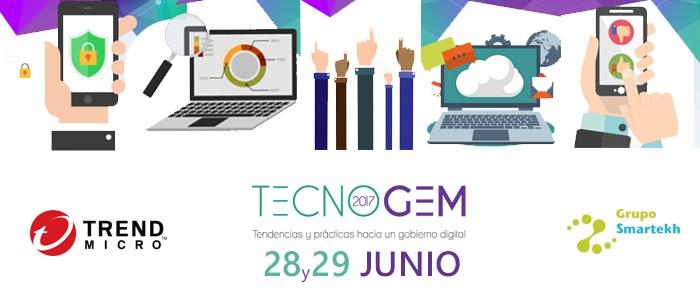 [EVENTO EXCLUSIVO] TREND MICRO Y GRUPO SMARTEKH PRESENTES EN TECNOGEM 2017