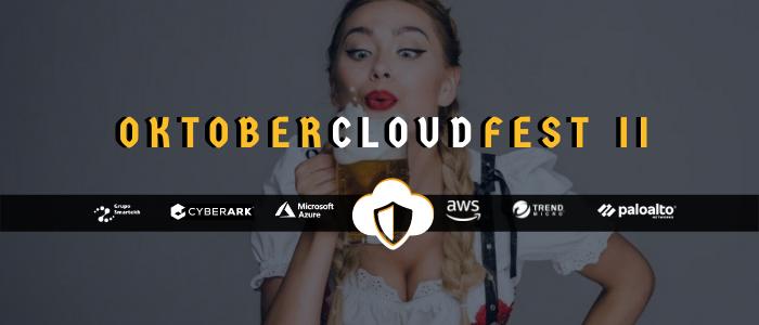 Llega Oktober Cloud Fest 2021 con sesiones especiales para ti que estas aprovechando las ventajas de la Nube