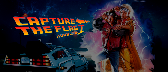 Únete al desafío Capture The Flag al estilo Back to The Future 2020 y prueba tus tácticas de ataque y defensa